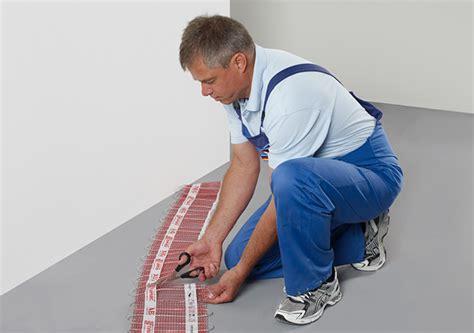 Wt3l Elektrische Fußbodenheizung  Elektrische Fußbodenheizung