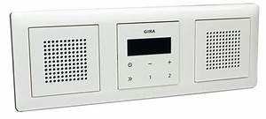 Gira Unterputz Radio Rds : gira unterputz radio rds mit 2 lautsprecher und rahmen ~ A.2002-acura-tl-radio.info Haus und Dekorationen