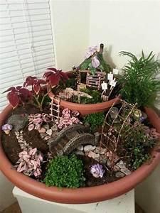 14 jardins miniatures qui vont vous faire rever With mini jardin d interieur