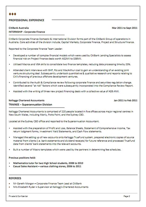 Resume Seek Au by The Australian Employment Guide