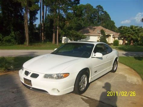 Sell Used 2001 Pontiac Grand Prix Gtp Coupe 2-door 3.8l In