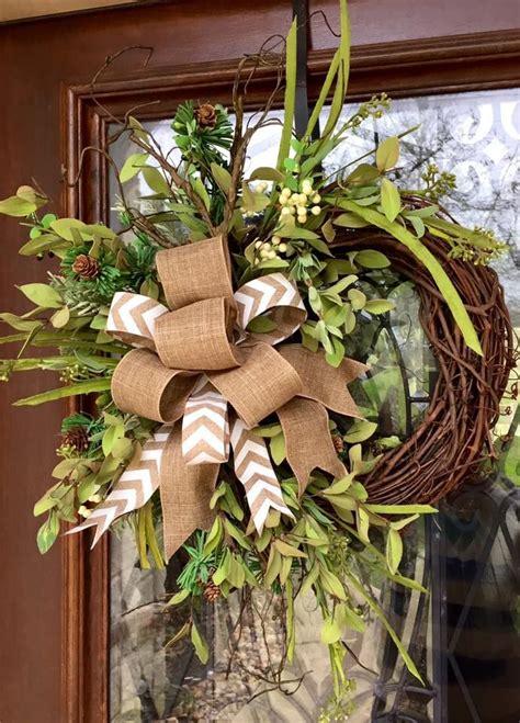 ideas  outdoor wreaths  pinterest front