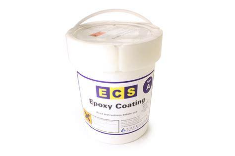 ECS Epoxy Waterproof Floor Coating