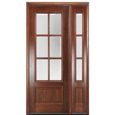 """Mai Doors Dd86l11 True Divided Lite, 8'0"""" Tall 6lite"""