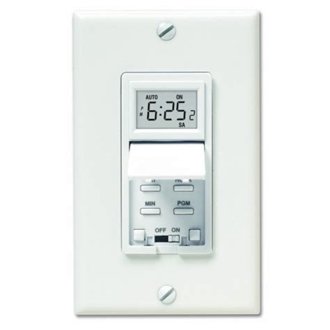 programmable light timer honeywell programmable light switch timers automatic