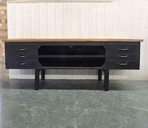 Meuble Tv Metal Noir : meubles tv et tables de salon ~ Teatrodelosmanantiales.com Idées de Décoration