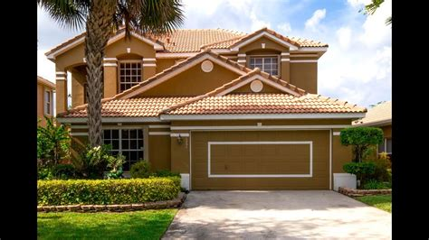 House For Rent 5 Bedroom 2.5 Bath Delray Lakes Delray