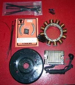 Custom Motorcycle Chopper Electrical Wiring Diagram  U0026 Kit