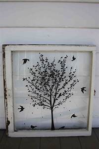 Cyber monday sale old vintage window re purposed to