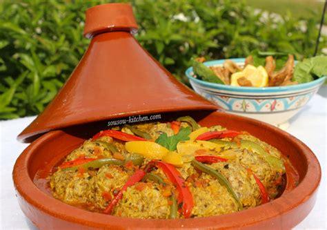recette de cuisine choumicha boulettes de sardines à la marocaine