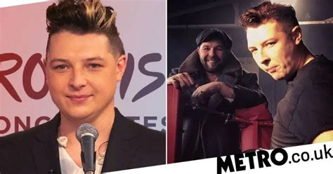 John Newman challenges brother's Eurovision song to chart ...