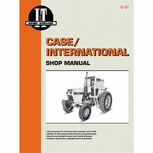 International Harvester Service Manual 120 Pages  Does Not Include Wiring Diagrams