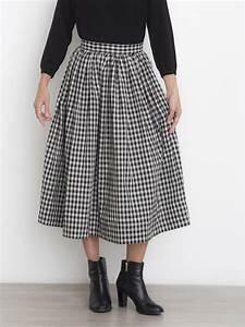 Hestia - Short or Long Skirt Sewing Pattern