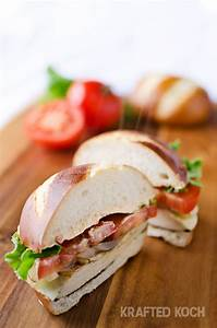Roasted Red Pepper & Provolone Grilled Chicken Sandwich
