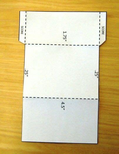 gift card money holder template gift card holder template bjl templates