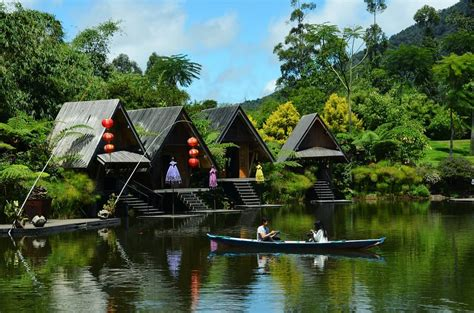 dusun bambu lembang tiket  aktivitas pilihan juni