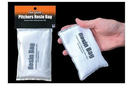 hot glove oz professional pitchers dry rosin bag large
