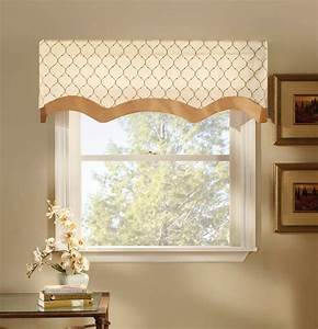 Bleecker Layered Lined Valance Curtain Curtain & Bath Outlet