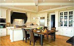 what everybody dislikes about kitchen family room ideas With kitchen dining family room design