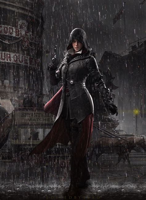 Assassin's Creed Syndicate Evie Frye Wallpapers (11