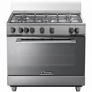 tecnogas p965gvx cucina a gas 5 zone cottura con forno a With cucine tecnogas con forno a gas