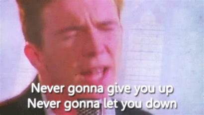 Give Never Gonna Rick Astley Rickroll Roll