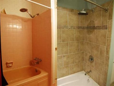Bathroom Remodel Ideas Before And After by Small Home Remodel Before And After Portland Oregon
