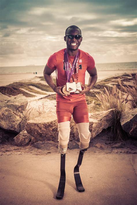 paralympic blade runner blake leeper    sundays