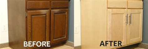 how to refinish laminate kitchen cabinets refinishing kitchen cabinets modern refacing made easy 8853