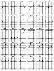 Circulos De Guitarra Para Imprimir