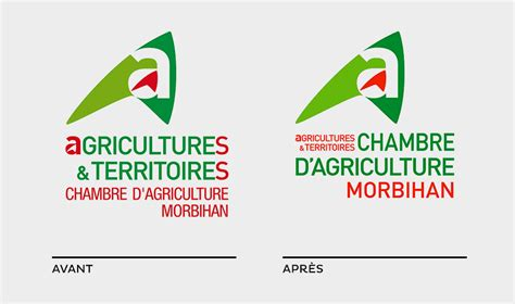 logo chambre d agriculture univers graphique et supports institutionnels orignal