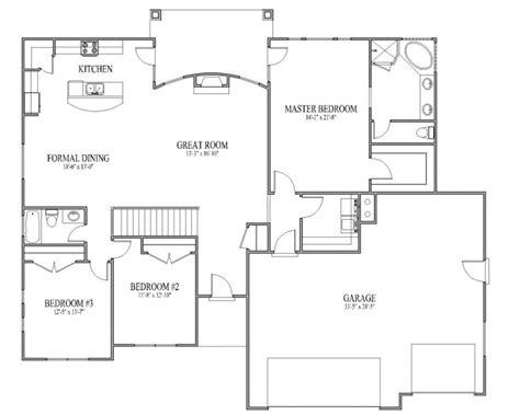 open floor plan homes with pictures open floor plans open floor plans patio home plan house with regard to elegant simple open