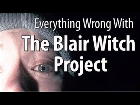 wrong   blair witch project strange beaver