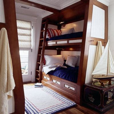 nautical bunk beds bunk berths seaworthy style coastal living