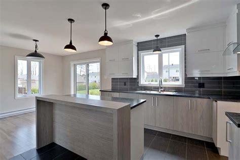 contoire de cuisine nos réalisations design idées décoration pour salle de