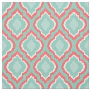Moroccan Fabric Zazzle