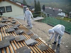 Entsorgung Asbest Kosten : g nstiger asbest abbruch und entsorgung von dachdecker m ller ~ Frokenaadalensverden.com Haus und Dekorationen