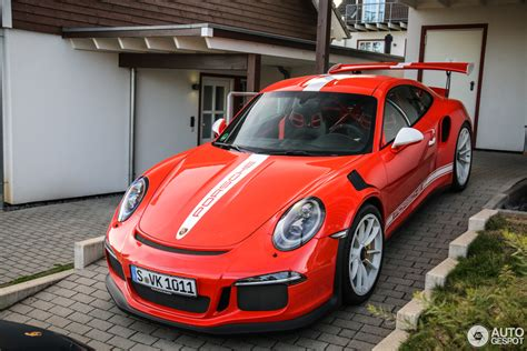 Is there a more consistent so, of 991 types of 911, there was 991 1st generation gt3 and gt3 rs, then 991 2nd generation gt3, then turbocharged gt2 rs, and now gt3 rs, the 911. Porsche 991 GT3 RS - 26 April 2017 - Autogespot
