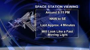 See the International Space Station over North Texas ...