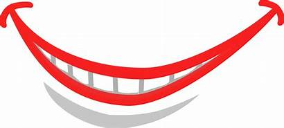 Smile Clipart Teeth Mouth