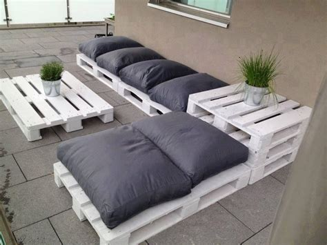canape en palette bois meuble en palette 81 idées diy pour votre espace maison
