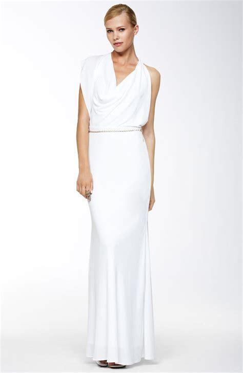 wedding simple  minimalist wedding dress