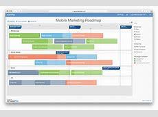 Mobile Marketing Roadmap Template