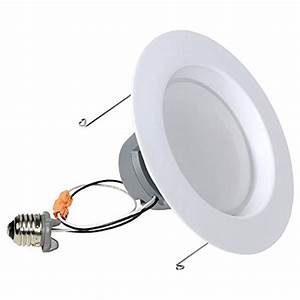 Led light design retrofit recessed lighting