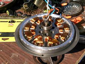 Ceiling Fan Motor Type