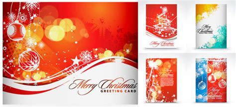 christmas card photoshop psd templates