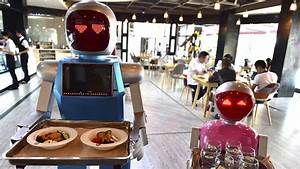 Bartending Robots Are Coming for Your Cocktail