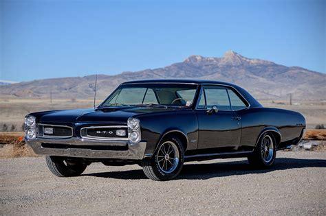 Winner Chosen For 1966 Pontiac Gto