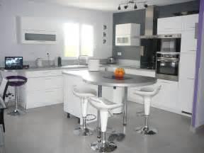 Photo De Cuisine Ouverte Avec Ilot Central cuisine ouverte avec ilot top cuisine