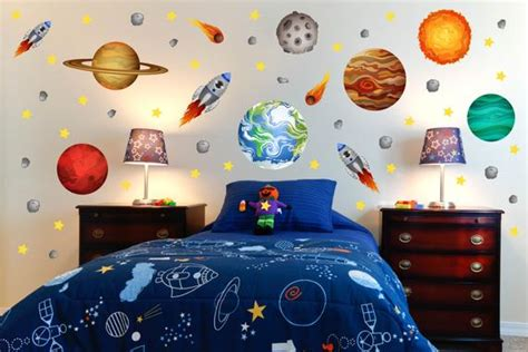 outer space bedroom outer space room decor outer space room outer space wall 12757 | il 570xN.1046458342 ljq6